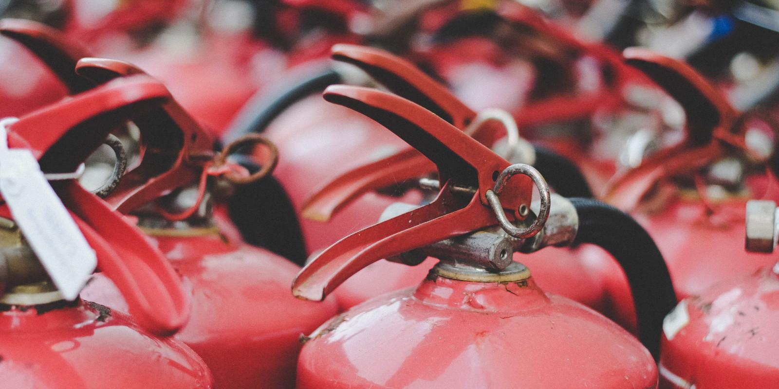 Πυροσβεστήρες – Αποφράξεις